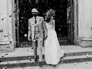 La boda de Josue y Debora