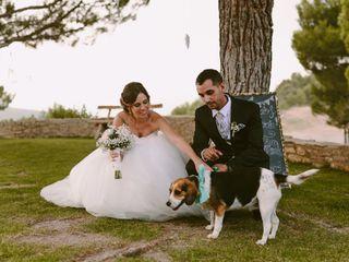 La boda de Lara y Manu