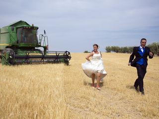 La boda de Tamara y Miguel 1