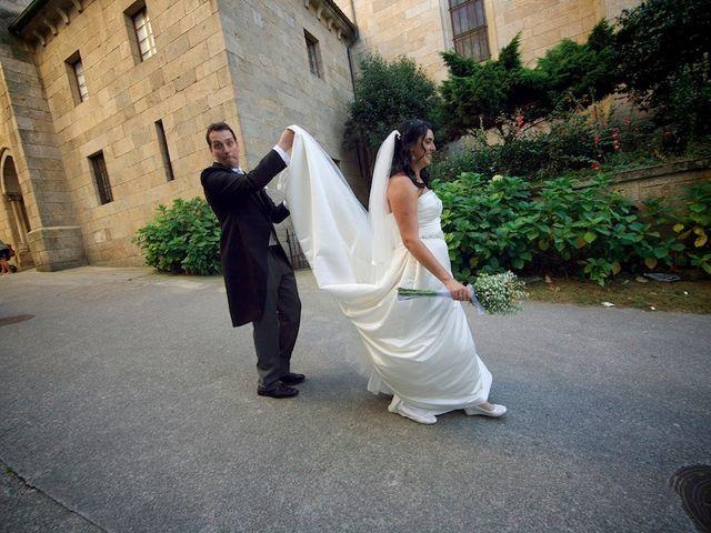 La boda de Ramiro y Irene en Cela (Cambre), A Coruña 8