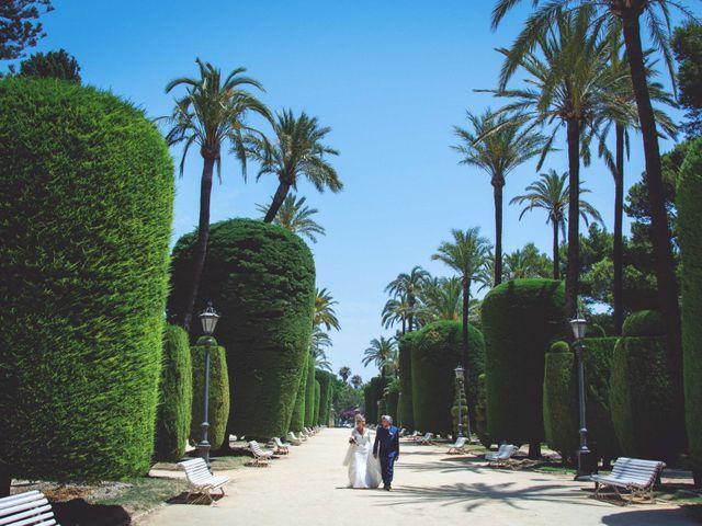 La boda de Óscar y Susy en Cádiz, Cádiz 16