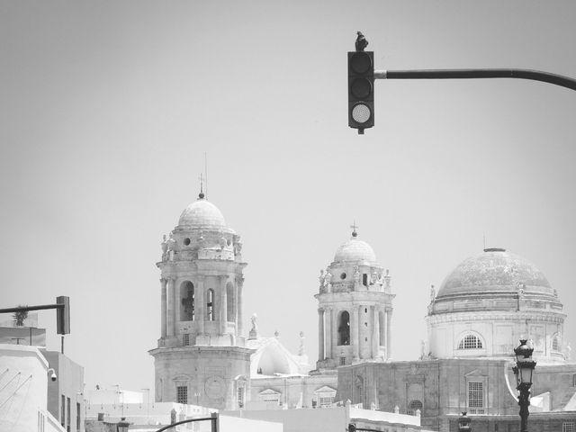 La boda de Óscar y Susy en Cádiz, Cádiz 23