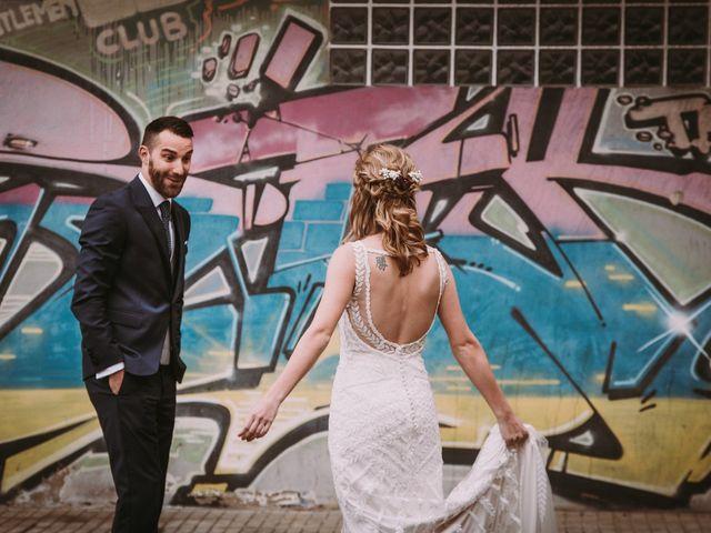 La boda de Maialen y Mikel