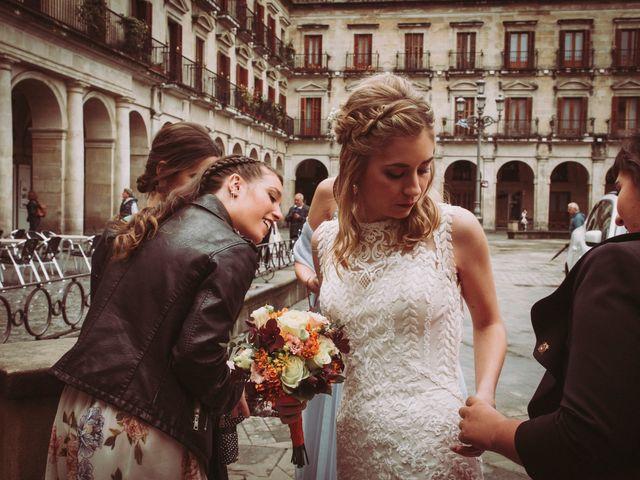La boda de Mikel y Maialen en Vitoria-gasteiz, Álava 14