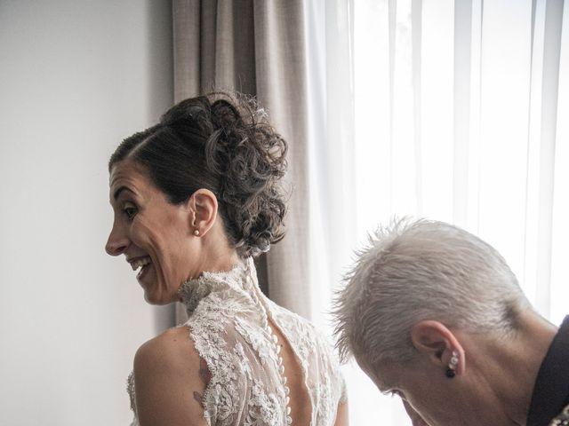 La boda de Xavi y Lisi en Platja D'aro, Girona 12