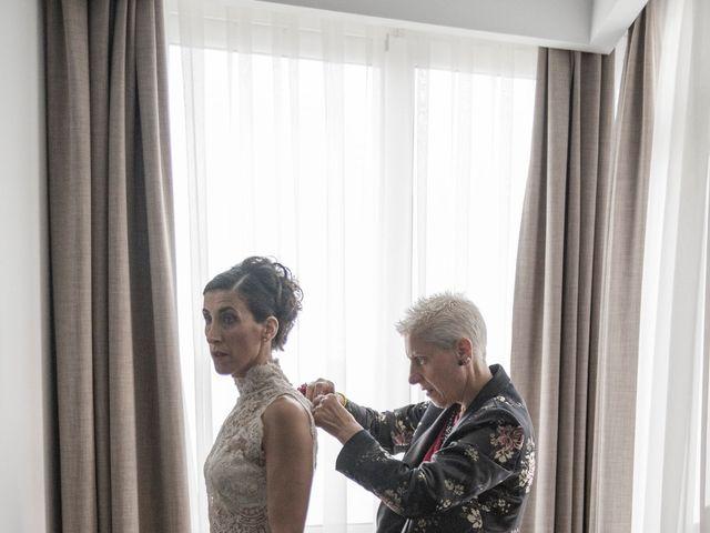 La boda de Xavi y Lisi en Platja D'aro, Girona 13