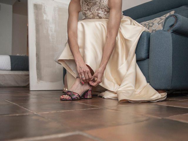 La boda de Xavi y Lisi en Platja D'aro, Girona 14