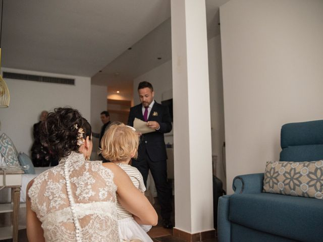 La boda de Xavi y Lisi en Platja D'aro, Girona 19