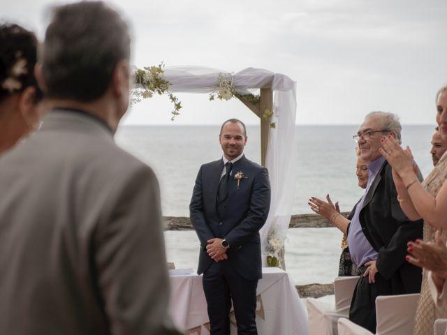 La boda de Xavi y Lisi en Platja D'aro, Girona 26
