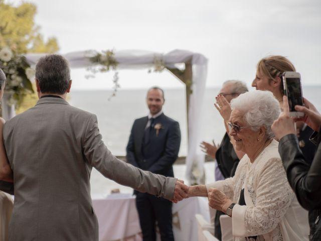 La boda de Xavi y Lisi en Platja D'aro, Girona 27