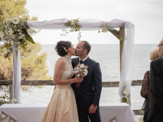 La boda de Xavi y Lisi en Platja D'aro, Girona 29