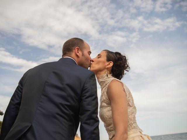 La boda de Xavi y Lisi en Platja D'aro, Girona 33