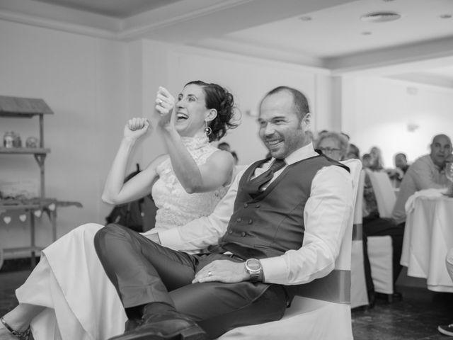 La boda de Xavi y Lisi en Platja D'aro, Girona 45