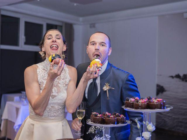 La boda de Xavi y Lisi en Platja D'aro, Girona 48