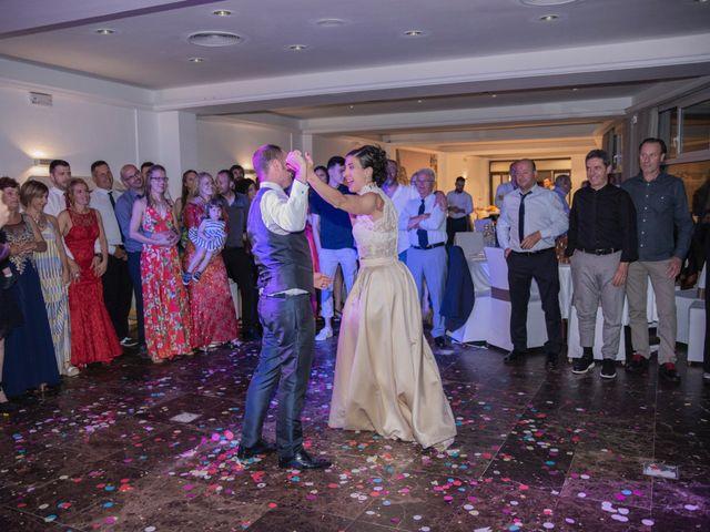 La boda de Xavi y Lisi en Platja D'aro, Girona 54