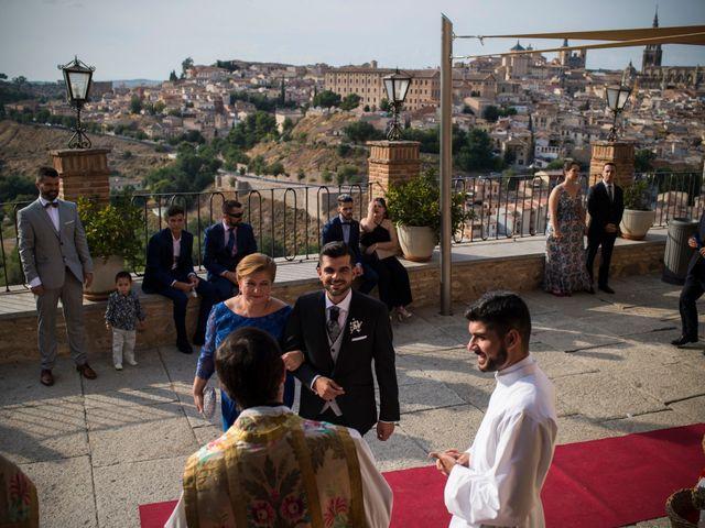 La boda de David y Elena en Toledo, Toledo 3