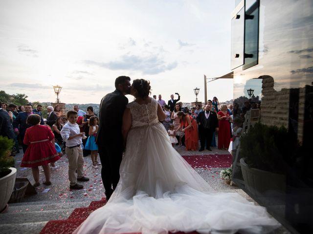 La boda de David y Elena en Toledo, Toledo 15