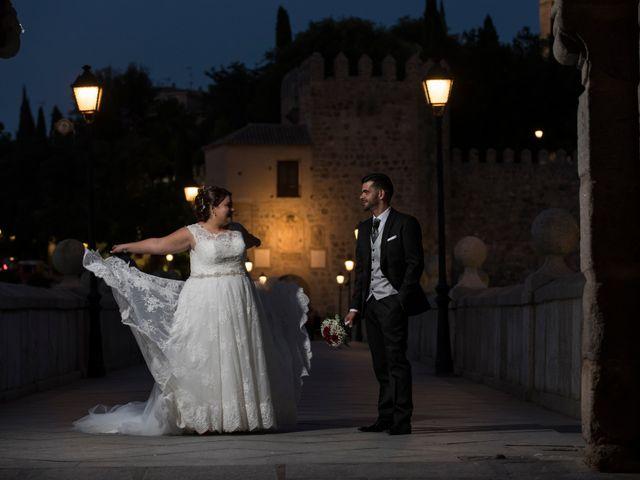 La boda de David y Elena en Toledo, Toledo 17