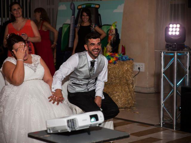 La boda de David y Elena en Toledo, Toledo 22
