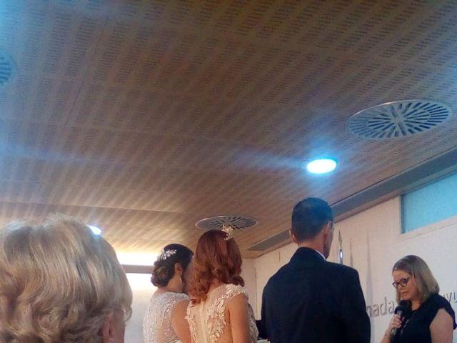 La boda de María Moscoso Quintanilla y Sara María González Ruiz en La Rinconada, Sevilla 2
