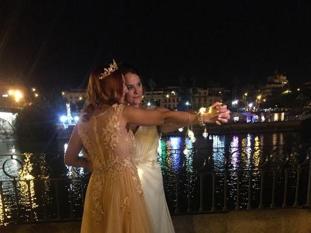 La boda de María Moscoso Quintanilla y Sara María González Ruiz en La Rinconada, Sevilla 3