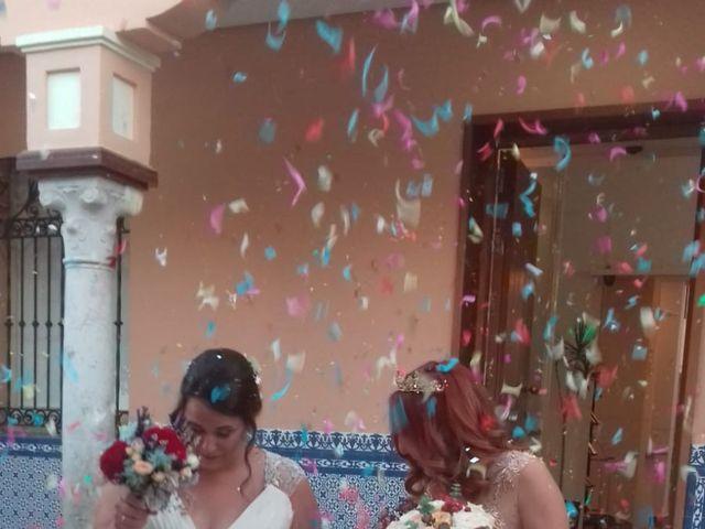 La boda de María Moscoso Quintanilla y Sara María González Ruiz en La Rinconada, Sevilla 4