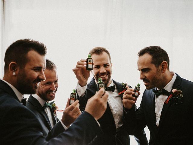 La boda de Victor  y Mirim en Barcelona, Barcelona 2