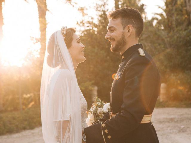 La boda de Victoria y Luis