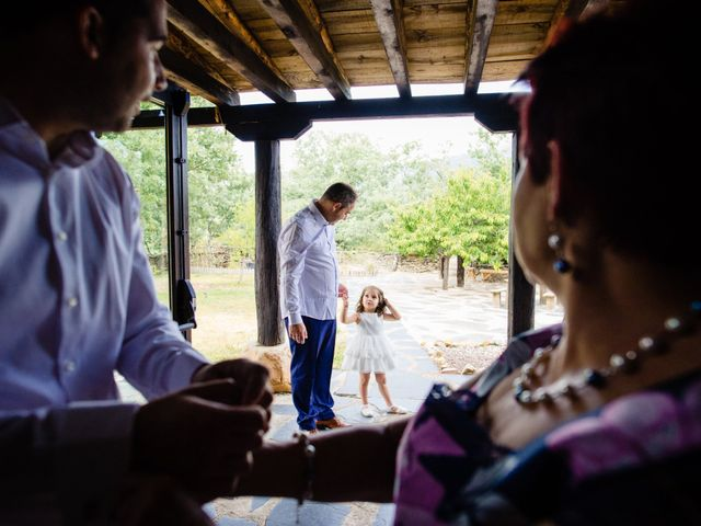 La boda de Alberto y Alba en Campillo De Ranas, Guadalajara 18