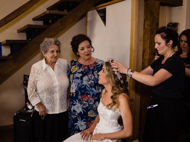 La boda de Alberto y Alba en Campillo De Ranas, Guadalajara 20