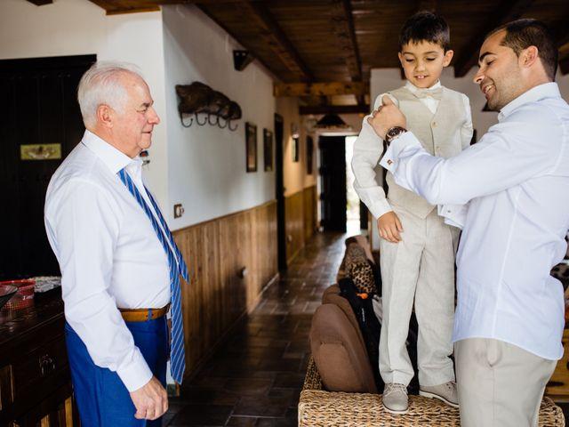 La boda de Alberto y Alba en Campillo De Ranas, Guadalajara 24
