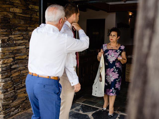 La boda de Alberto y Alba en Campillo De Ranas, Guadalajara 31
