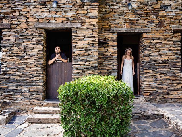 La boda de Alberto y Alba en Campillo De Ranas, Guadalajara 32