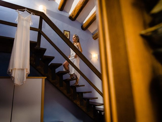 La boda de Alberto y Alba en Campillo De Ranas, Guadalajara 33