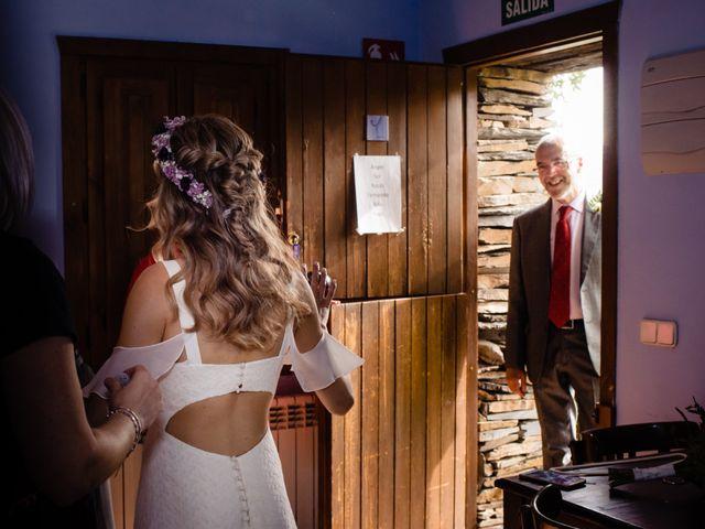 La boda de Alberto y Alba en Campillo De Ranas, Guadalajara 38