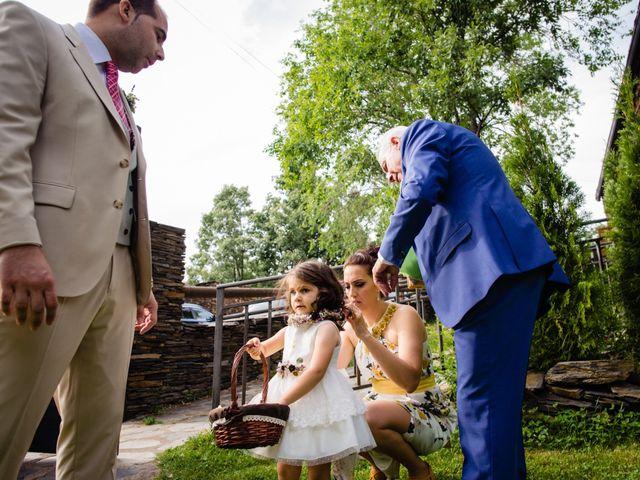 La boda de Alberto y Alba en Campillo De Ranas, Guadalajara 42