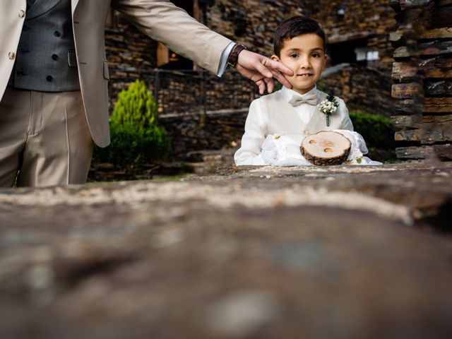 La boda de Alberto y Alba en Campillo De Ranas, Guadalajara 46