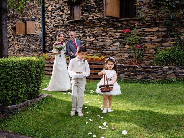 La boda de Alberto y Alba en Campillo De Ranas, Guadalajara 49