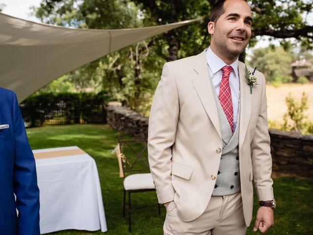 La boda de Alberto y Alba en Campillo De Ranas, Guadalajara 50