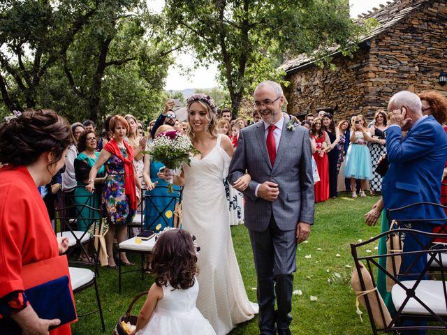 La boda de Alberto y Alba en Campillo De Ranas, Guadalajara 53