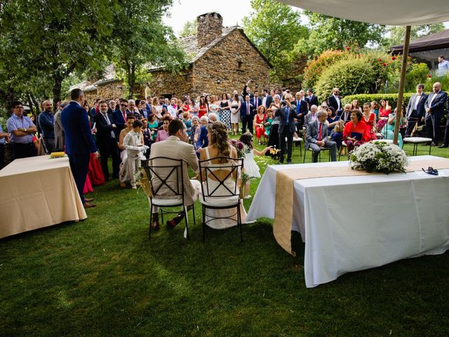 La boda de Alberto y Alba en Campillo De Ranas, Guadalajara 56