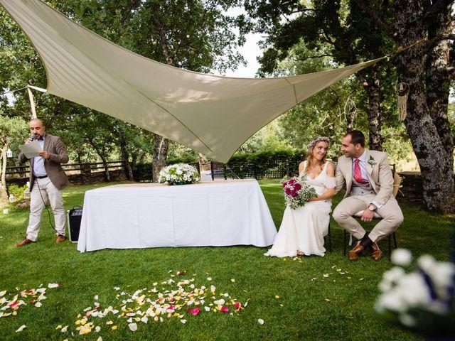 La boda de Alberto y Alba en Campillo De Ranas, Guadalajara 59