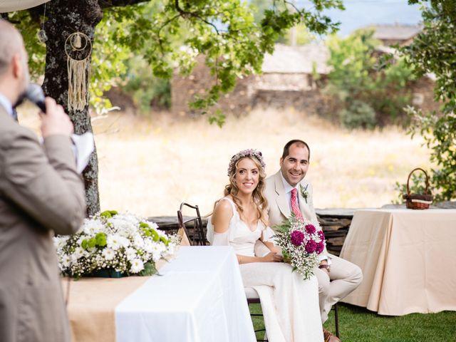 La boda de Alberto y Alba en Campillo De Ranas, Guadalajara 61