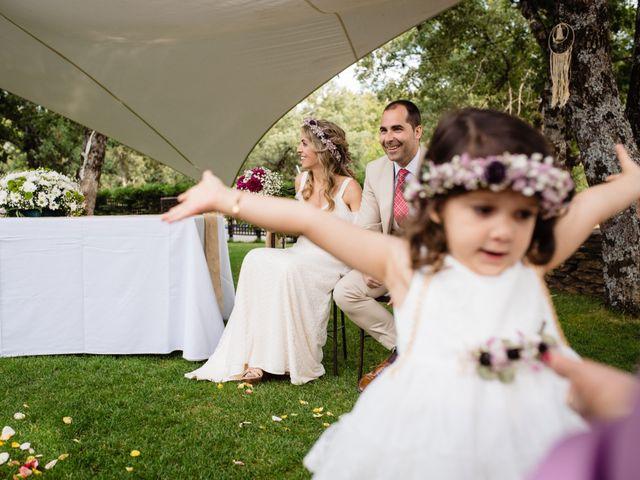 La boda de Alberto y Alba en Campillo De Ranas, Guadalajara 62