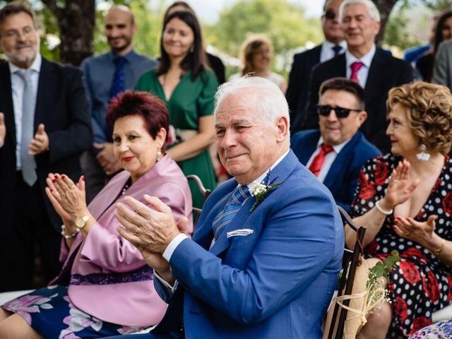 La boda de Alberto y Alba en Campillo De Ranas, Guadalajara 64