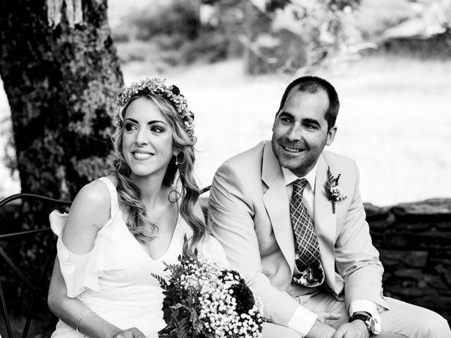 La boda de Alberto y Alba en Campillo De Ranas, Guadalajara 65