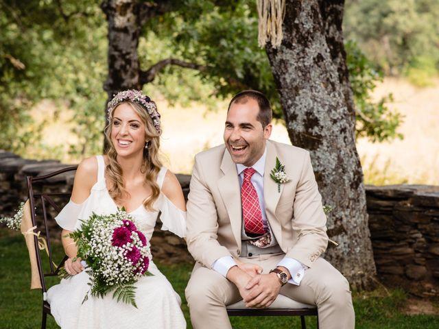 La boda de Alberto y Alba en Campillo De Ranas, Guadalajara 66