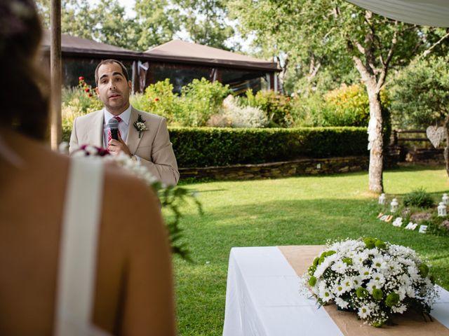 La boda de Alberto y Alba en Campillo De Ranas, Guadalajara 68
