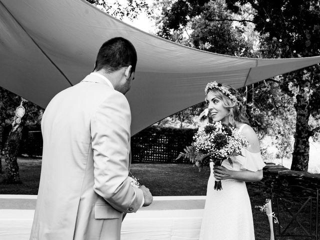 La boda de Alberto y Alba en Campillo De Ranas, Guadalajara 69