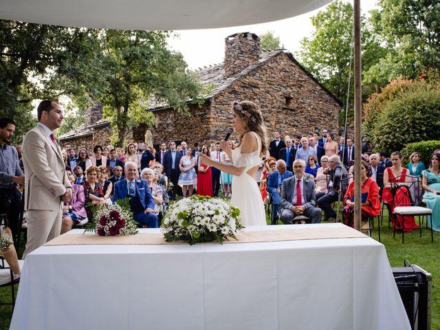 La boda de Alberto y Alba en Campillo De Ranas, Guadalajara 71